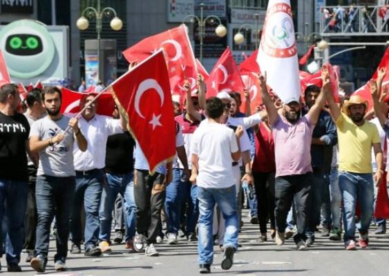 السعودية ترحب بعودة الأمور إلى نصابها في تركيا