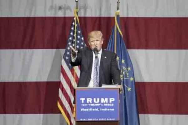 ترامب: الاتفاق النووي مع ايران كارثي... سوف أمزقهُ