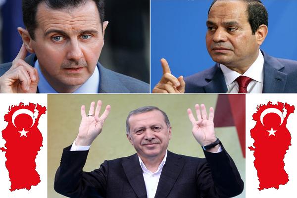 هل تنفتح تركيا على مصالحة سوريا ومصر؟