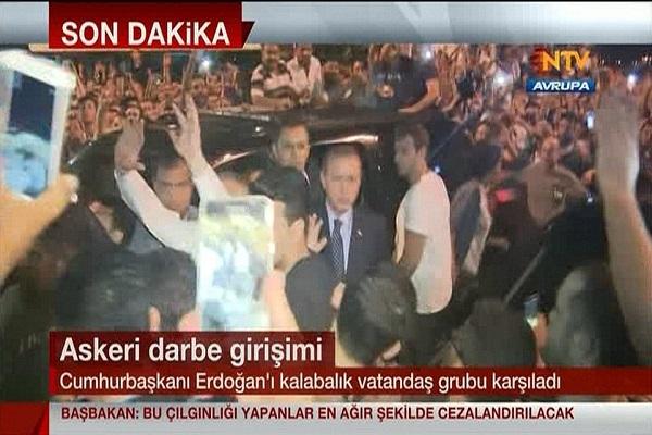 هل فشلت المحاولة الانقلابية في تركيا؟