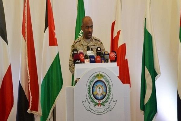 العميد الركن أحمد عسيري المتحدث باسم قوات التحالف العربي - أرشيفية