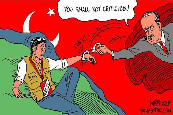 ويكيليكس يبث 100 ألف وثيقة عن تركيا