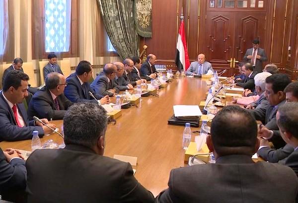 حكومة اليمن توافق على مقترحات الامم المتحدة من أجل السلام والحوثيون يرفضون
