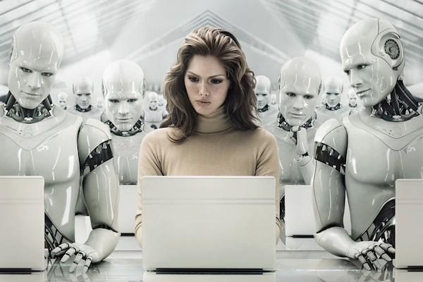 وظائف معرضة للخطر الروبوتي