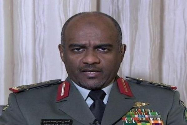 اللواء أحمد عسيري المتحدث الرسمي باسم قوات التحالف العربي