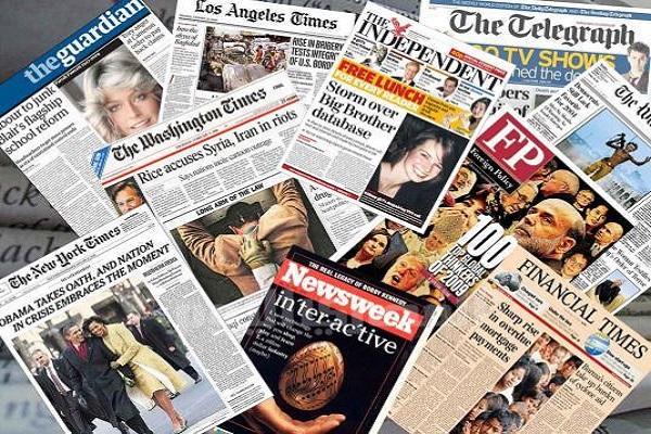 الصحف والجلات السياسية تنتعش في بريطانيا