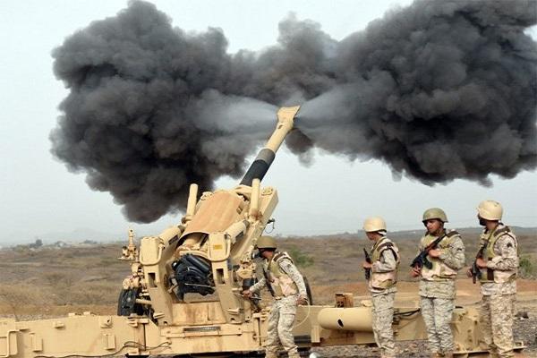 القوات السعودية تواصل القضاء على الحوثيين قُبالة نجران