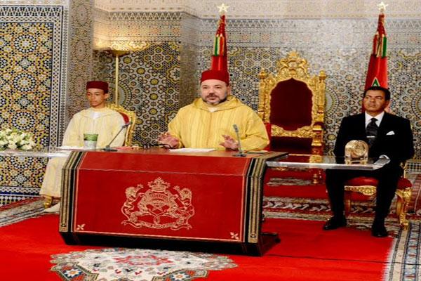 العاهل المغربي: الجهاد في الإسلام لا يكون إلا لضرورة دفاعية