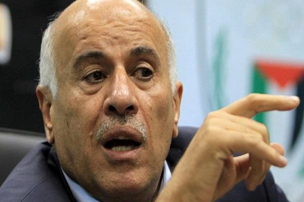 القيادي في حركة فتح، جبريل الرجوب