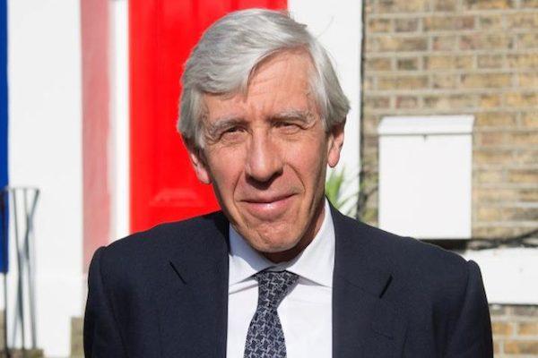 جاك سترو وزير الخارجية البريطاني