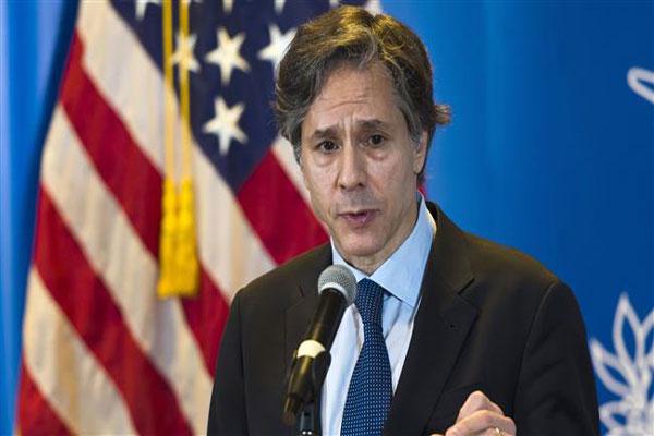 نائب وزير الخارجية الأميركي أنتوني بلينكن