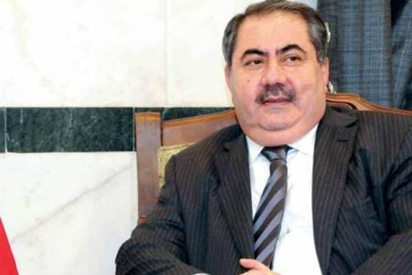 وزير المالية هوشيار زيباري