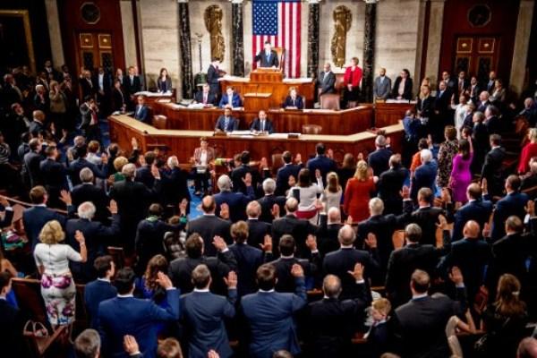 مجلس النواب الأميركي صادق على انتخاب ترامب رئيسا