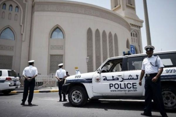 عناصر من الشرطة في البحرين - أرشيفية