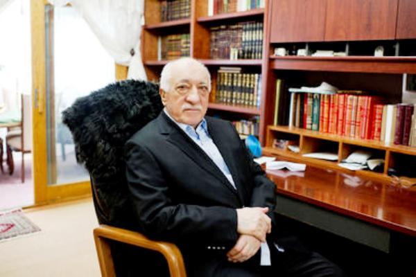 الداعية الاسلامي التركي فتح الله غولن