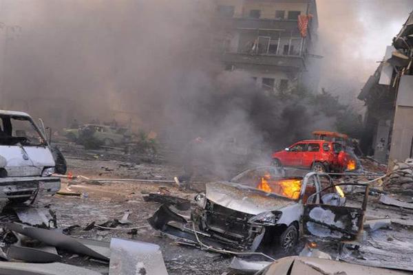 حصيلة ضحايا التفجير مرشحة للارتفاع