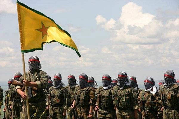 قوات حماية الشعب الكردي