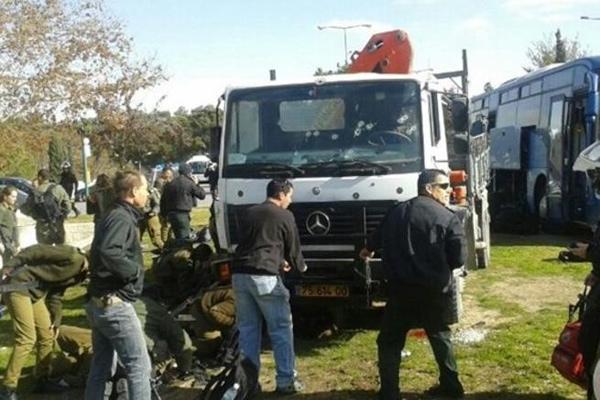 نتج من العملية مقتل 4 جنود إسرائيليين