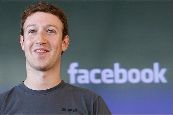مارك زوكربيرغ، مؤسس موقع فايسبوك