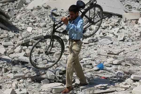 معارك متقطعة رغم الهدنة الهشة في سوريا
