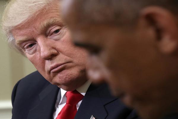 ترامب يدخل البيت الأبيض رئيسًا لأميركا في 20 يناير