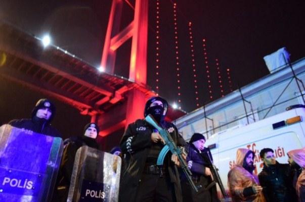 اعتداء اسطنبول اوقع 39 قتيلا