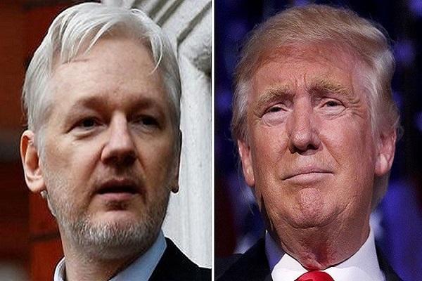 ترامب طالب بإنزال العقوبات بالقائمين على موقع ويكيليكس