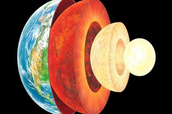 أشارت الدراسة إلى وجود السيليكون في النواة الداخلية للأرض مع الحديد والنيكل