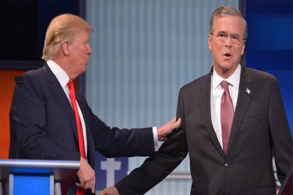 هل تحقق ميلانيا ترامب أمنية جيب بوش؟