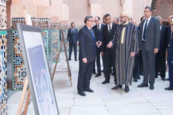 مؤسسة المتاحف بالمغرب تكشف مكان صهريج أثري «سأل عنه الملك»