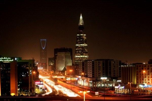 صورة عامة للعاصمة السعودية الرياض