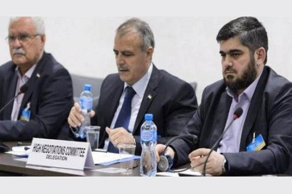 اجتماعات أنقرة أفضت الى الموافقة على تشكيل وفد عسكري من ممثلي الفصائل ليشارك في اجتماع أستانة