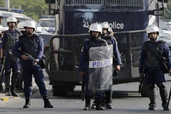 عناصر للشرطة البحرينية