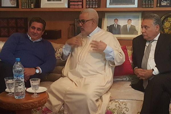 «التقدم والاشتراكية » يأسف لعدم تحقيق التوافق في انتخاب رئيس البرلمان المغربي