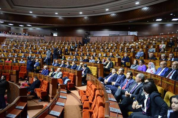 «إيلاف المغرب» ترصد الرسائل المتبادلة في ثاني جلسة لمجلس النواب