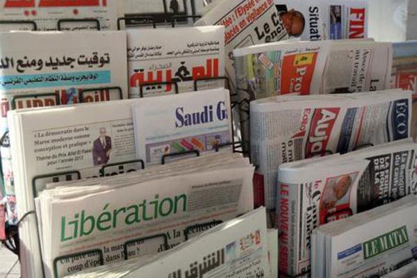 قراءة في الصحف المغربية