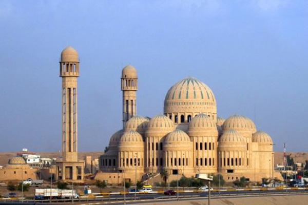 جامع الموصل الكبير انتزعت القوات العراقية السيطرة عليه من داعش اليوم