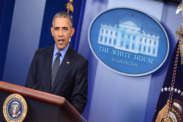 أوباما يستعد لترك البيت الأبيض