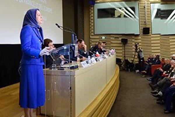 مؤتمر باريس لمواجهة السياسات الايرانية في منطقة الشرق الاوسط