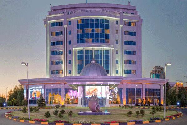 فندق ريكسوس ـ Rixos حيث تجري المفاوضات