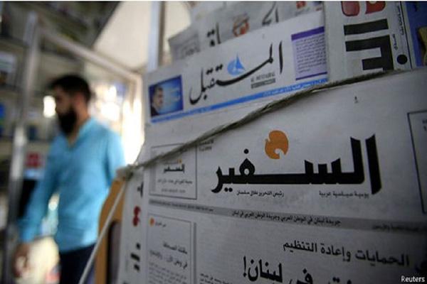 تفشي أزمة الاعلام في لبنان