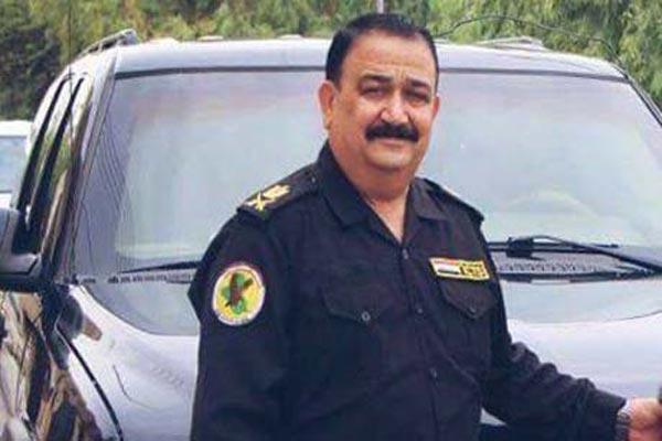 عرفان الحيالي وزير الدفاع العراقي الجديد