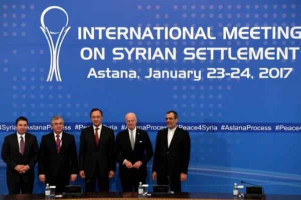 بيان أستانة: آلية لتثبيت وقف إطلاق النار في سوريا