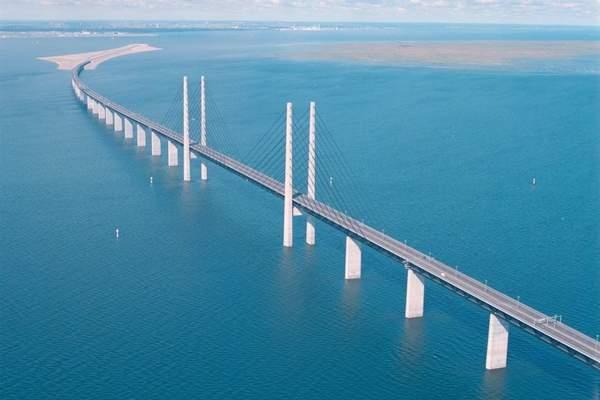 الجسر البحري هو خيار القراء الأمثل للربط بين أوروبا وأفريقيا