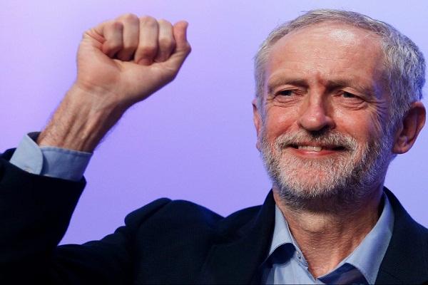 جيريمي كوربن، زعيم حزب العمال البريطاني