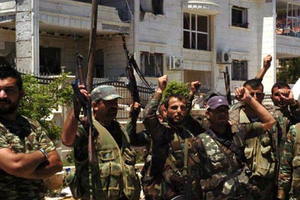 انضمام ستة من كبرى الفصائل العسكرية الى أحرار الشام