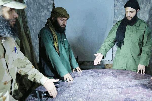 الجولاني فقد ذراعه ومقتل 12 قياديًا من النصرة