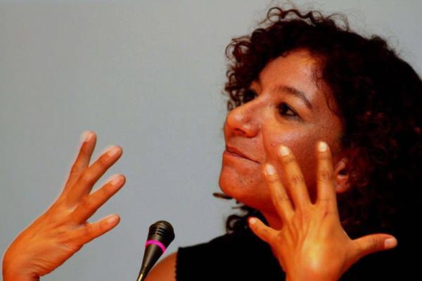 منى برنس تعلن ترشحها للرئاسة المصرية بطريقة غير تقليدية