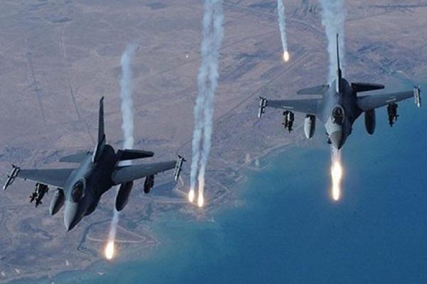 مقاتلات التحالف العربي تكثف طلعاتها على صنعاء