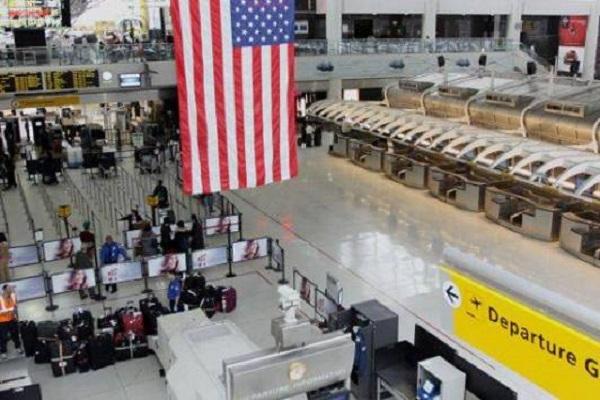مطار أميركي